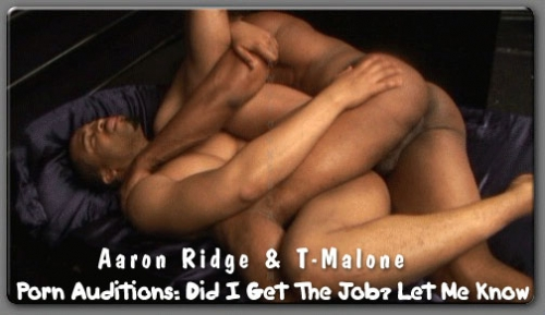 Aaron Ridge and T Malone Part 1