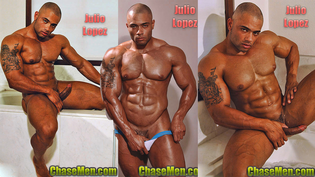 Muscle Man Julio Lopez