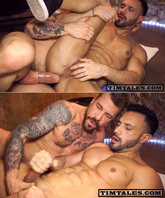 Rocco Steele and Flex: Part B