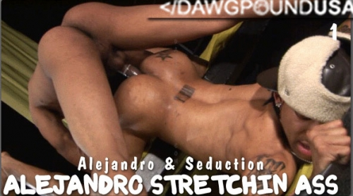 Alejandro Stretchin Ass
