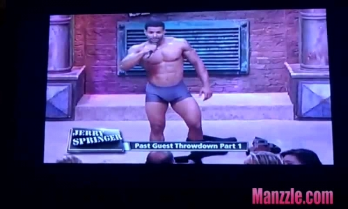 Heat on Jerry Springer