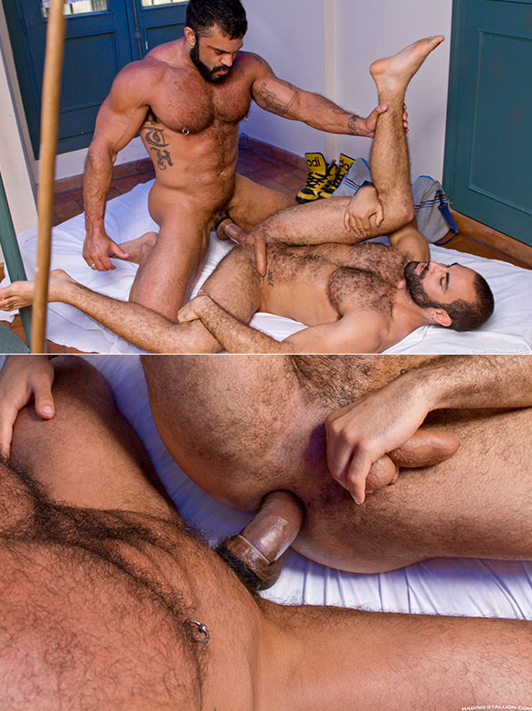 Rogan Richards and Paco - Part 2