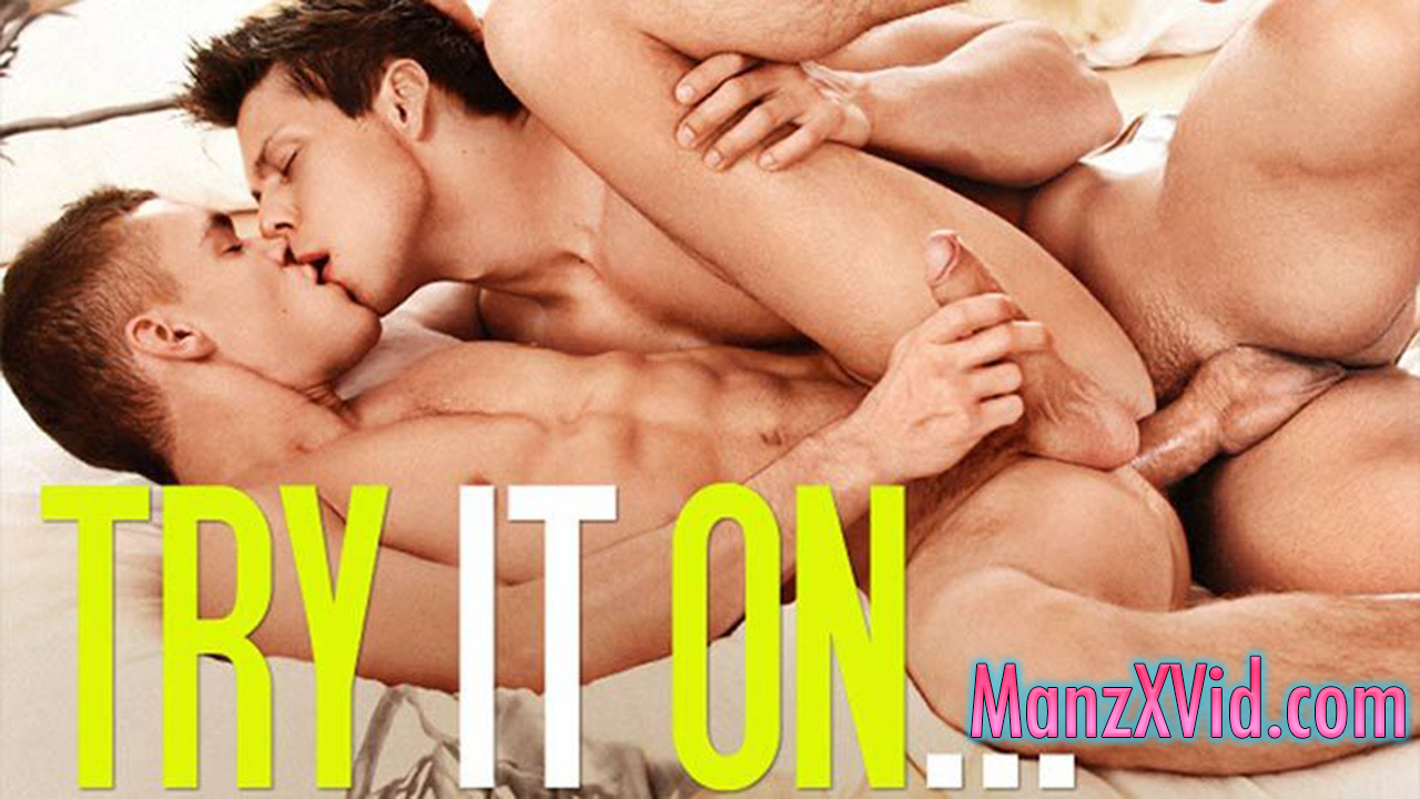 RAW - Try It On - Ennio Guardi aka Angelo Godshack & Scott Reeves aka Maximilian Dior