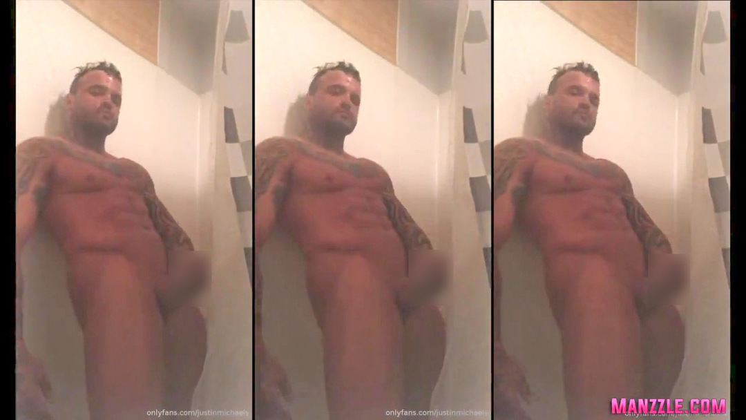Justin Michaels 22 - Shower A