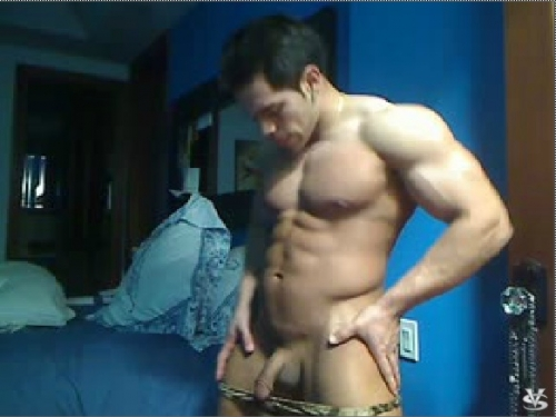 Alex Ortiz Webcam Video 5